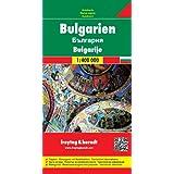 Bulgaria Road Map (Freytag & Berndt Road Map) (Road Maps)by Freytag & Berndt