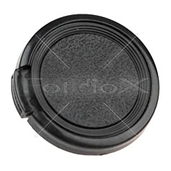 Fotodiox Snap-on Lens Cap, Lens Cover 28mm