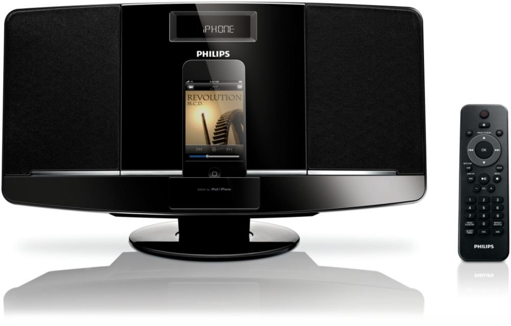 Philips DCM2055 Micro Music System: Amazon.co.uk: Electronics