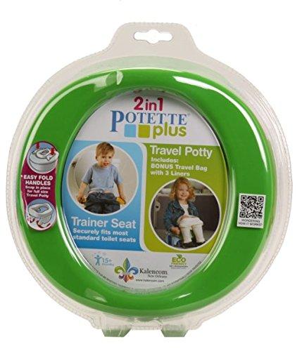 kalencom-2-in-1-potette-plus-green-2-count