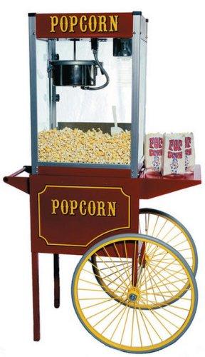 Theater-Style Popcorn Popper
