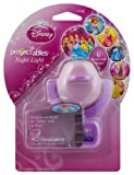 Projectables 11738 Disney Princess 6-Image LED Projection Night Light