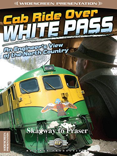 Cab Ride Over White Pass-Skagway to Fraser