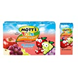 Motts for Tots, Fruit Punch, 6.75-Ounce Boxes (Pack of 32)