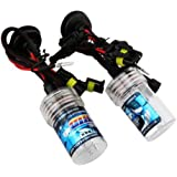 LUO 880 6000K Xenon HID Lights Bulb lamp For Car Single Beam Replacement Headlight 35W