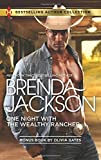 img - for One Night with the Wealthy Rancher: Billionaire, M.D. (Bestselling Author Collection) by Brenda Jackson (2015-07-28) book / textbook / text book