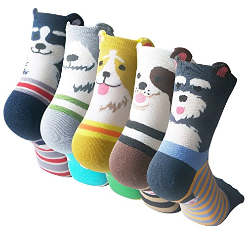 Cotton Crew Sweet Animal Socks