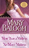 More Than a Mistress / No Man's Mistress (0345529049) by Balogh, Mary