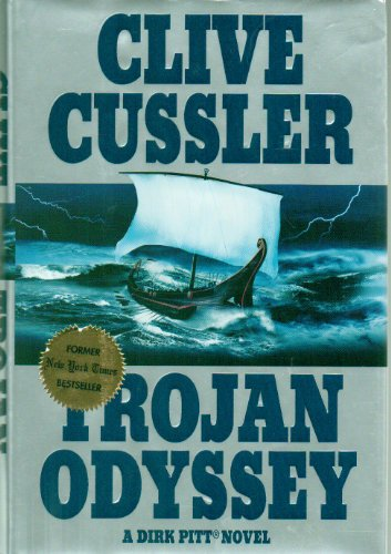 Trojan Odyssey (A Dirk Pitt Novel) - Hardcover - First Edition 2003