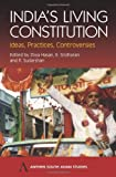 img - for India's Living Constitution: Ideas, Practices, Controversies (Anthem South Asian Studies) book / textbook / text book