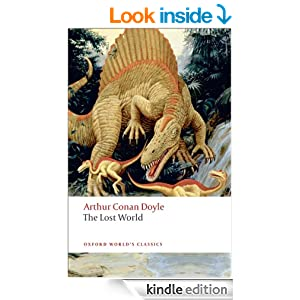 THE LOST WORLD by Sir Arthur Conan Doyle - Free eBook Online