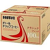 ドトール ドリップコーヒークラシックブレンド 7g×100P