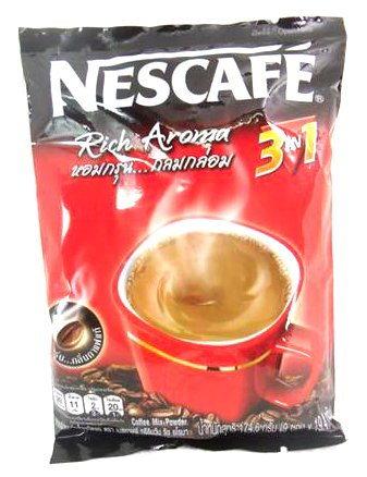 5X Nescafe 3 In 1 Original Taste Instant Coffee Mix Powder 10 Sticks Best Product From Thailand