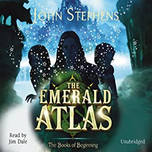 The Emerald Atlas Audiobook