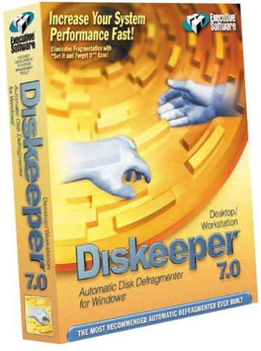 Diskeeper 7.0 Workstation Upgrade (10-pack)