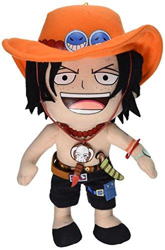 One Piece * Ace Peluche Figurine (23cm) - original & licensed