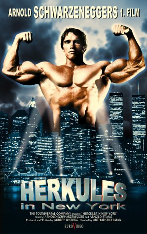 Herkules in New York [VHS]