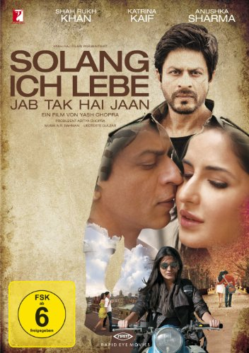 Solang ich lebe - Jab Tak Hai Jaan (Special Edition) [2 DVDs]