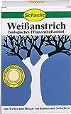 Schacht 1WEIS901 Weißanstrich 1 kg für Obstbäume gegen...