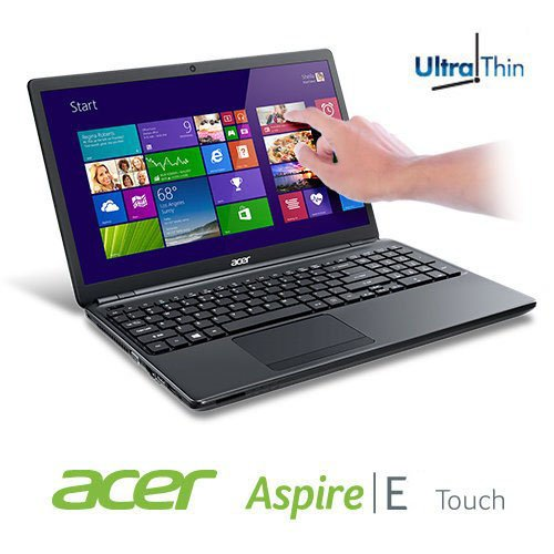 Acer-Touch-E5-511P-Sleekbook-Quad-Core-up-to-2-16GHz-8GB-RAM-15-6-HD-Touch-LED-DVD-177-RW-Web-Cam-WiFi-BT-HDMI-USB-3-0-Certified-Refurbished-