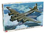 B-17F Flying Fortress [Knock-out Dropper] (Plastic model)