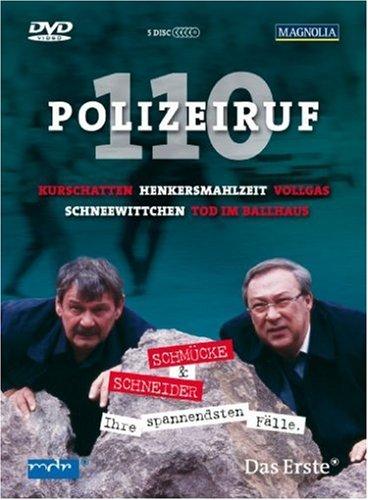 Polizeiruf 110 ( 5 DVD )