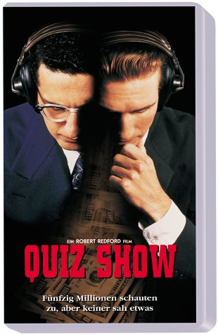 Quiz Show [VHS]