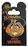 Disney Pin - Happy Halloween Mickey Mouse Pumpkin