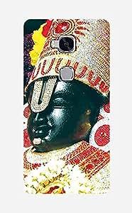 ZAPCASE Printed Back Case for HUAWEI HONOR 5X