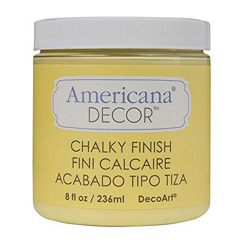 Deco Art Americana Chalky Finish Paint, 8-Ounce, Delicate