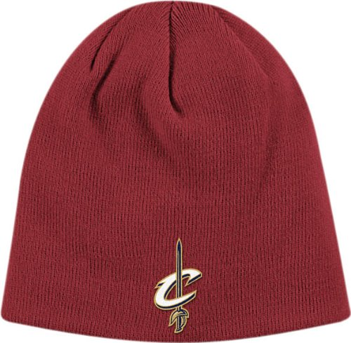 Hot NBA Cleveland Cavaliers Cuffless Knit Beanie,One Size Fits All