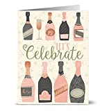 24 Note Cards For $9.99 - Let's Celebrate - Blan