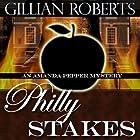 Philly Stakes: An Amanda Pepper Mystery Hörbuch von Gillian Roberts Gesprochen von: Susan Denaker