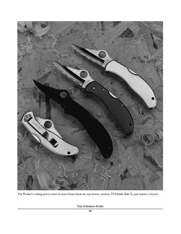 The Spyderco Story: The New Shape of Sharp