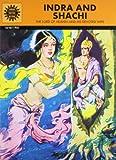 Indra and Shachi (Amar Chitra Katha)
