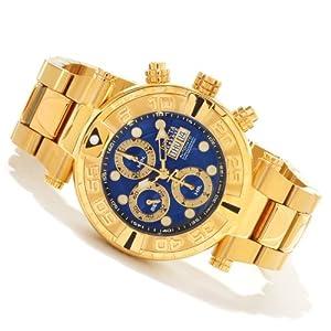Invicta Mens RESERVE Subaqua Noma LIMITED EDITION Valjoux 7750 Automatic Watch 10485