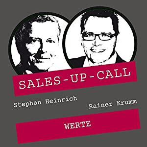 Werte (Sales-up-Call) Hörbuch