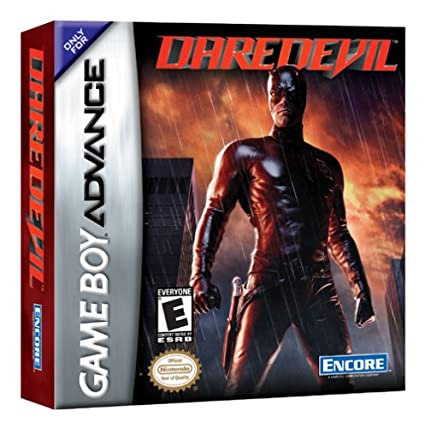 Daredevil Game Boy Advance Review Fear Game Boy Advance