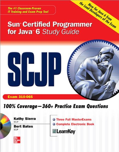 SCJP Sun Certified Programmer for Java 6 Study Guide : Exam 310-065