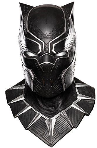 Rubies Black Panther Civil War Overhead Mask Adult One Size