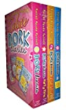 Rachel Renee Russell DORK DIARIES BOX SET/ COLLECTION - Rachel Renee Russell 4 books pack included: 1. Dork Diaries 2. Dork Diaries Party Time 3. Dork Diaries Pop Star 4. Dork Diaries 3 1/2 : How to Dork Your Diary (Book 1 2 3 & 4) (Dork Diaries Series)
