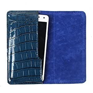 DooDa PU Leather Case Cover For Intex Aqua RING