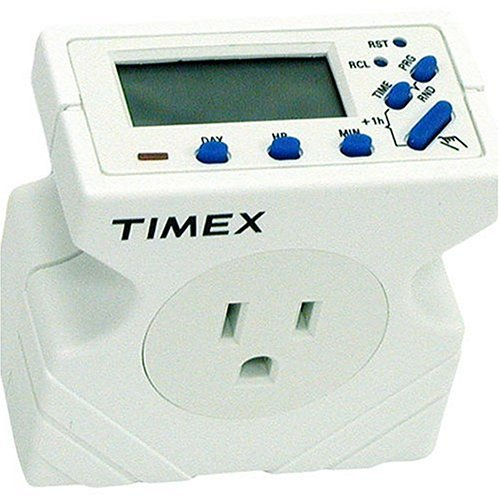 Timex Electronic 7-Day Timer