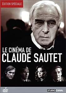 Coffret Claude Sautet 7 DVD : Mado / César et Rosalie / Max et les ferrailleurs / Un mauvais fils / Vincent, François, Paul et les autres... / Les Choses de la vie / Doc : Claude Sautet ou la magie invisible