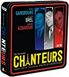The Essential Chanteurs Jacques Brel
