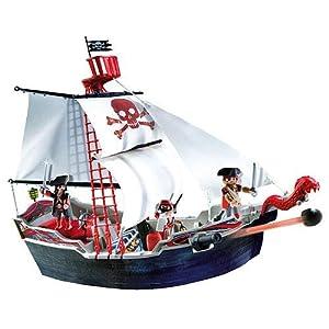 playmobil pirate ship amazon