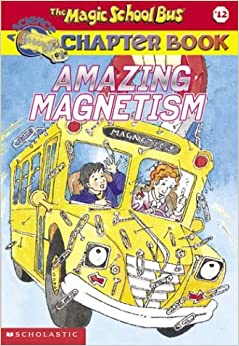 The magic school bus books