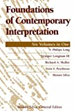 Foundations of Contemporary Interpretation (0851117694) by Silva, Moises
