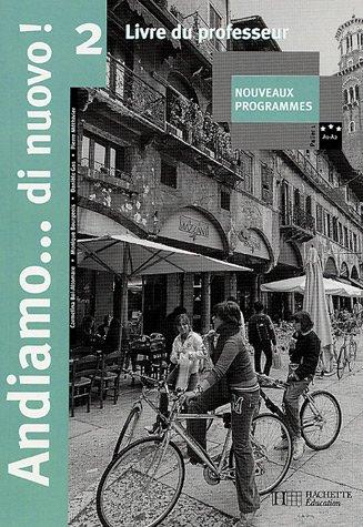 italien-andiamodi-nuovo-2-livre-du-professeur