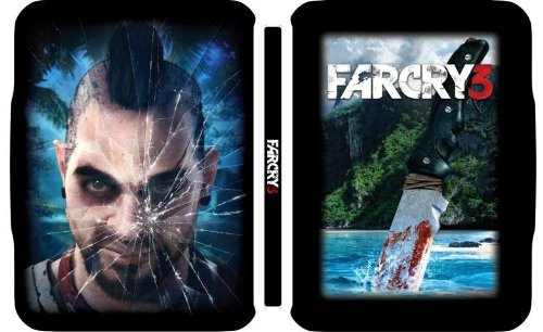 Far Cry 3 Limited Edition Future Shop Steelbook Only [G1 Dvd Size, No Game]New